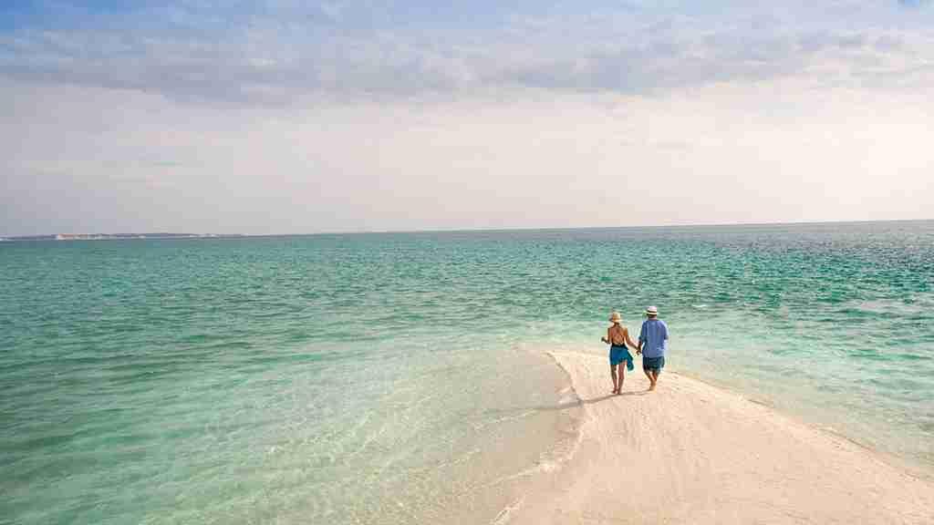 Bazaruto-Archipelago-Benguerra-Island-Beach-Walk