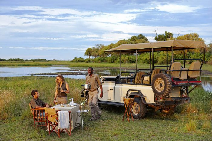 18 DAY SUPREME AFRICAN HONEYMOON