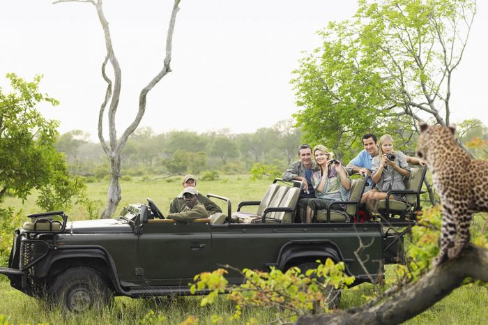 5 DAY TWO LAVISH LODGE SAFARI