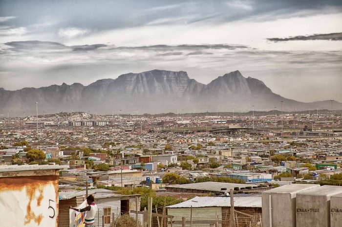 HALF DAY CAPE TOWN TOWNSHIP TOUR