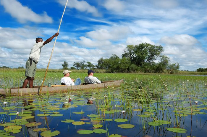 7 DAY OKAVANGO AND LINYANTI