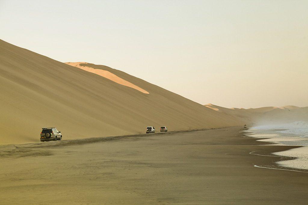 """""""Sand Dunes Of Sandwich Harour, Swakopmund, Namibia"""