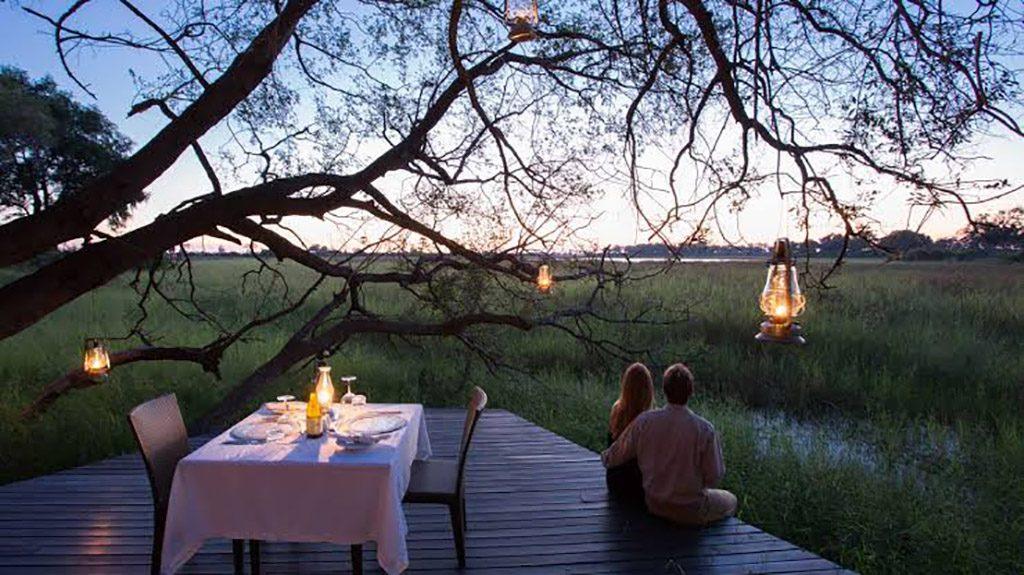 Honey Couple in Botswana
