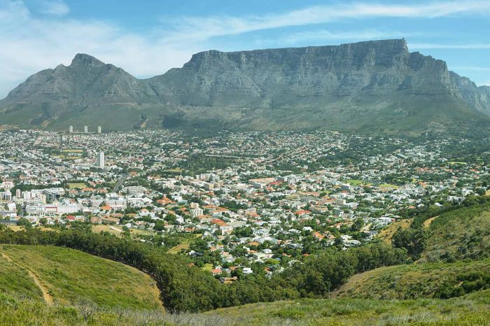 1 DAY CAPE TOWN CITY AND TABLE MOUNTAIN TOUR